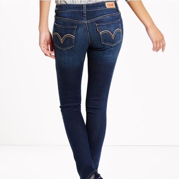 524 Skinny Levi's Superlow Jeans Poshmark Too Levis fRxq8wnPqO